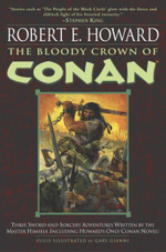 The Bloody Crown of Conan - Robert E Howard
