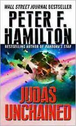 Judas Unchained : The Commonwealth Saga : Book 2 - Peter F Hamilton