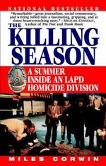 The Killing Season - Miles Corwin