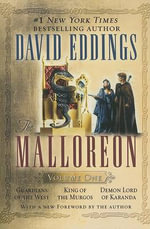 The Malloreon : Guardians of the West; King of the Murgos; Demon Lord of Karanda - David Eddings