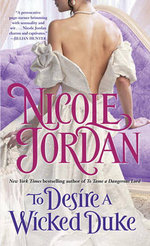 To Desire a Wicked Duke - Nicole Jordan