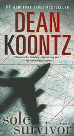Sole Survivor - Dean R Koontz