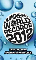 Guinness World Records 2012 : Small Paperback Edition