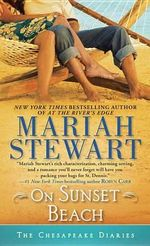 On Sunset Beach : The Chesapeake Diaries - Mariah Stewart