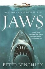 Jaws - Peter Benchley