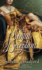 A Sinful Deception : A Breconridge Brothers Novel - Isabella Bradford