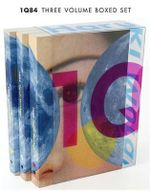 1q84 : 3 Volume Boxed Set - Haruki Murakami