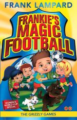 Frankie's Magic Football : 11 The Grizzly Games - Frank Lampard