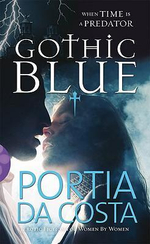 Gothic Blue : Black Lace - Portia Da Costa