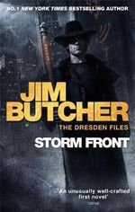 Storm Front : Dresden Files : Book 1 - Jim Butcher