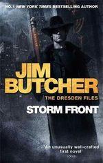 Storm Front : Dresden Files : Book 1 - Jim Butcher
