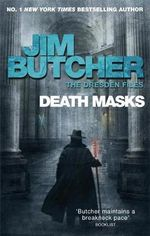 Death Masks : Dresden Files : Book 5 - Jim Butcher