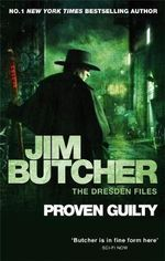 Proven Guilty : Dresden Files : Book 8 - Jim Butcher