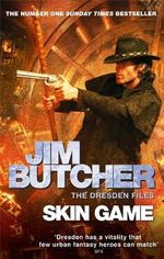 Skin Game : The Dresden Files   - Jim Butcher