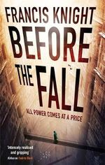 Before the Fall - Francis Knight