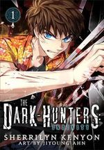 The Dark-Hunters : Infinity : The Manga - Sherrilyn Kenyon