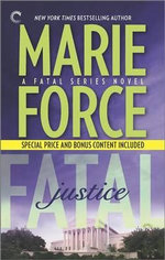 Fatal Justice: Book Two of the Fatal Series : Cappuano and Holland Unplugged - Marie Force
