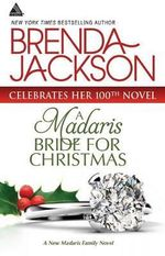 A Madaris Bride for Christmas : Arabesque - Brenda Jackson