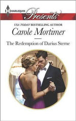 The Redemption of Darius Sterne : Harlequin Presents - Carole Mortimer
