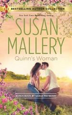 Quinn's Woman : Home for the Holidays - Susan Mallery