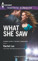 What She Saw : Harlequin Romantic Suspense - Rachel Lee