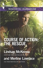 Course of Action: The Rescue : Jaguar NightAmazon Gold - Lindsay McKenna