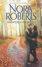 Whispered Promises : The Art of DeceptionStorm Warning - Nora Roberts