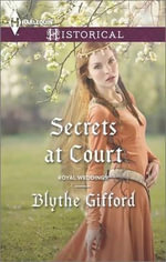 Secrets at Court - Blythe Gifford