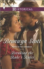 Breaking the Rake's Rules - Bronwyn Scott