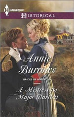 A Mistress for Major Bartlett : Harlequin Historical - Annie Burrows