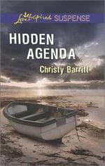Hidden Agenda : Love Inspired Suspense - Christy Barritt