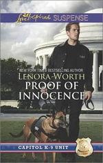 Proof of Innocence : Capitol K-9 Unit - Lenora Worth