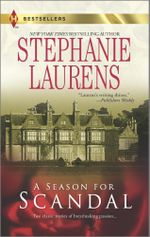 A Season for Scandal : Tangled Reins/ Fair Juno - Stephanie Laurens