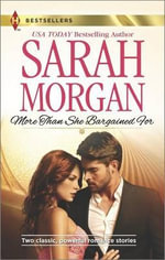 More Than She Bargained for : The Prince's Waitress WifePowerful Greek, Unworldly Wife - Sarah Morgan