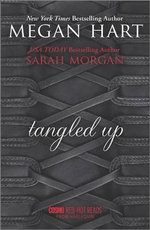 Tangled Up : Crossing the LineBurned - Megan Hart