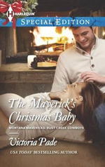 The Maverick's Christmas Baby - Victoria Pade