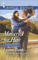 Maverick for Hire - Leanne Banks