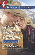 A Very Maverick Christmas - Rachel Lee