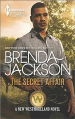 The Secret Affair : Harlequin Desire - Brenda Jackson