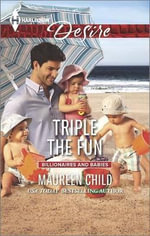 Triple the Fun : Harlequin Desire - Maureen Child