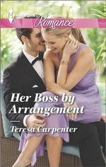 Her Boss by Arrangement - Teresa Carpenter