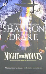 Night Of The Wolves - Shannon Drake