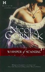 Whisper of Scandal - Nicola Cornick