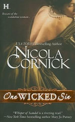 One Wicked Sin - Nicola Cornick