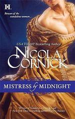 Mistress by Midnight : Hqn - Nicola Cornick