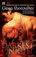 The Darkest Night : Lords of the Underworld Series : Book 2 - Gena Showalter