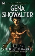 Heart of the Dragon : Atlantis Series : Book 1 - Gena Showalter