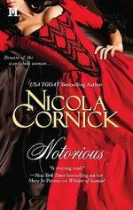 Notorious  : Hqn - Nicola Cornick