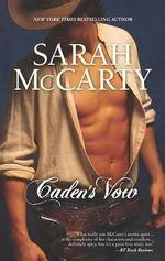 Caden's Vow - Sarah McCarty