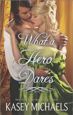 What a Hero Dares - Kasey Michaels